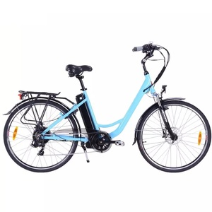 27.5 inch classic lady electric bike