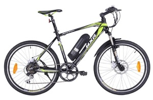 26 inch 6061 aluminum electric mountain bike