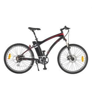 customized super electric mountain bike