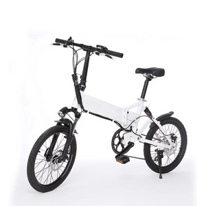 20 inch folding mountain electric bicycle