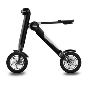12 inch city smart electric scooter foldable bike
