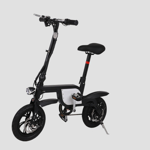 12 Inch Foldable Electric Bicycle