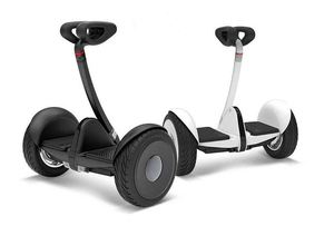 Mini Pro 10 Inch Self-balancing Scooter with Handle