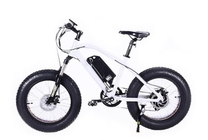 new model fat tire snow electric bike