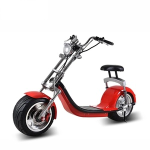 18 Inch Citycoco Electric Scooter Fashion